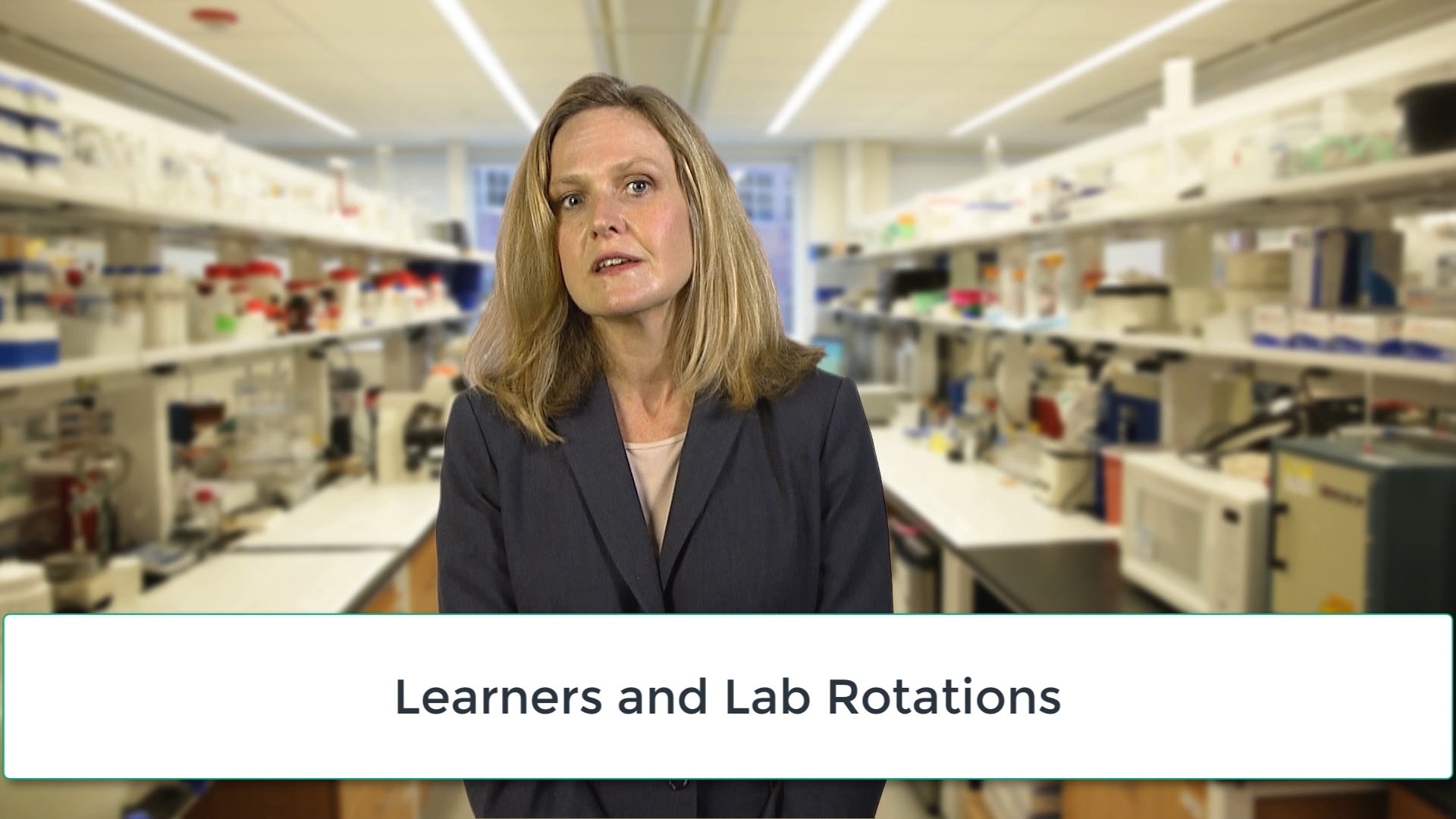 Learners and Lab Rotations