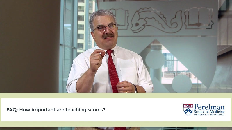 Jim Callahan: Teaching Scores