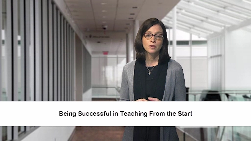 Jennifer Kogan: Be Successful in Teaching From the Start