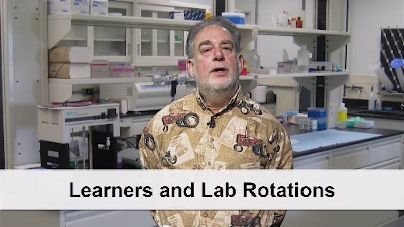 Michael Nusbaum: Lab Trainees