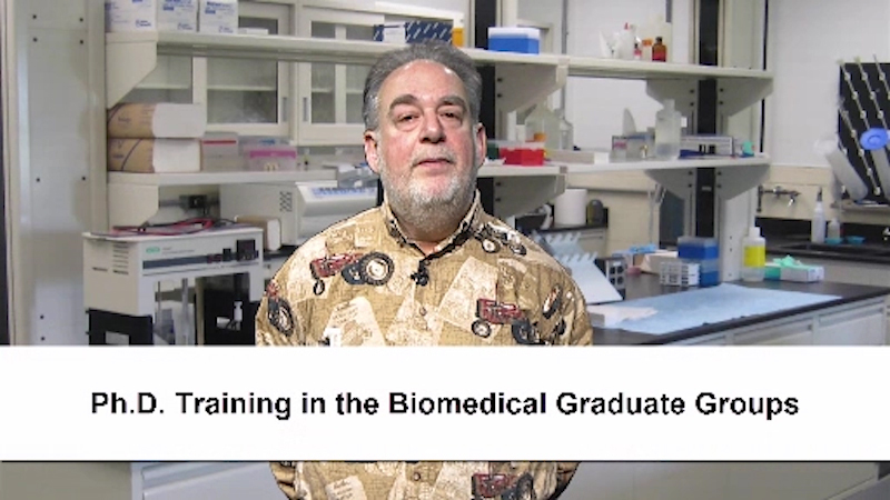 Michael Nusbaum: PhD Lab Trainees