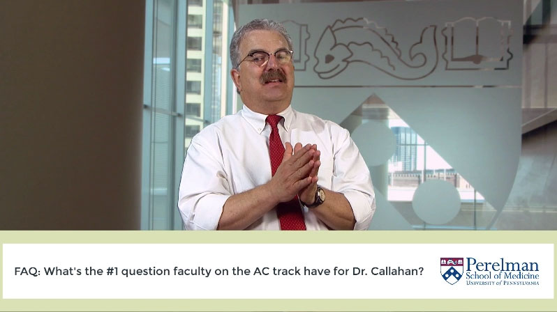 Jim Callahan: The Number 1 Question